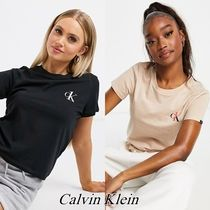 【Calvin Klein】CK One Lounge ロゴ Tシャツ