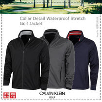 Calvin Klein Golf / 21SS / Collar Detail Stretch Golf Jacket