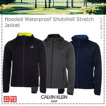 Calvin Klein Golf / 21SS / Hooded Shotshell Stretch Jacket