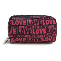 LeSportsac ポーチ 6511 F909 ONLY LOVE