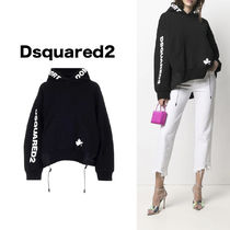 21SS★Dsquared2 ロゴ パーカー