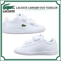 LACOSTE(ラコステ) ベビースニーカー LACOSTE☆LACOSTE CARNABY EVO TODDLER☆DHL送料込