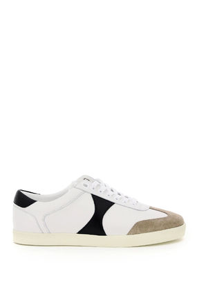 CELINE | TRIOMPHE LOW LACE UP SNEAKERS