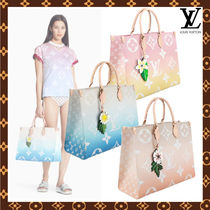 LOUIS VUITTON☆21SS ON THE GO トートバッグGM