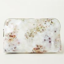 TED BAKER(テッドベーカー) メイクポーチ Ted Baker★花柄☆Savva メイクポーチ