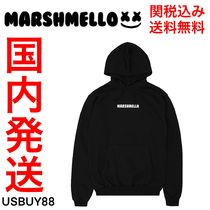 Marshmello HEAVY STITCH パーカー