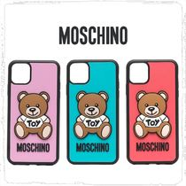 [Moschino]★関税込み★ テディベア iPhone 11 Pro Max ケース