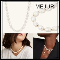 【MEJURI】淡水パール ネックレス Bold Pearl Necklace