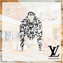 【新作】louis vuitton★ LVxUF Shawl
