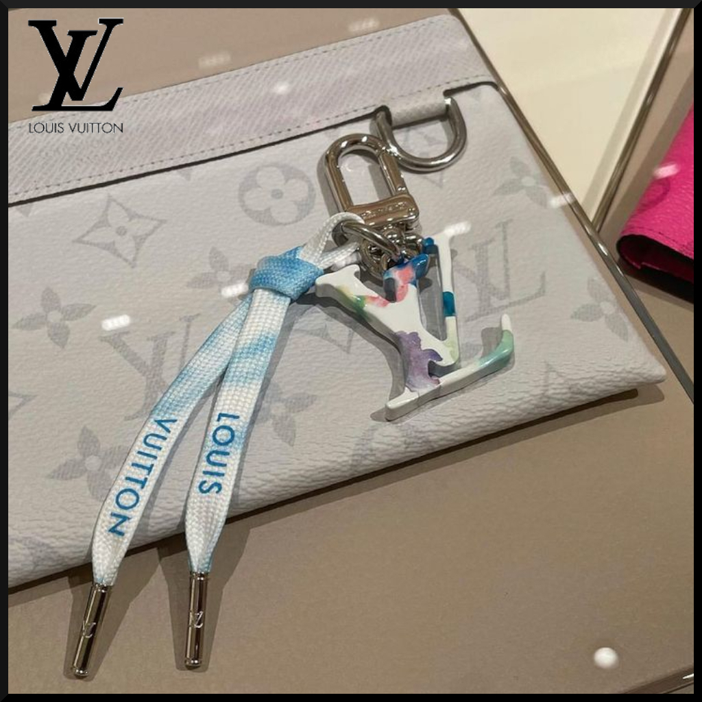 【21SS最新作】ルイヴィトン★ウォーターカラー バッグチャーム (Louis Vuitton/雑貨・その他) MP2976