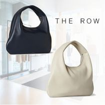 【The Row】Smallレザーエブリディバッグ ハンドバッグ