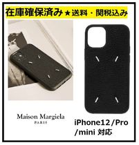 在庫確保!【Maison Margiela】iPhone 12/Pro/mini対応★関税込