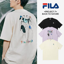 BTSxFILA【PROJECT7】EARTH POCKET Tシャツ★BTS SUGA着用