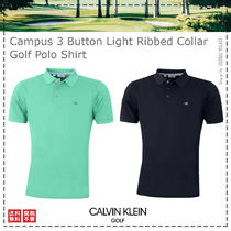 Calvin Klein Golf / 21SS / Campus 3 Collar Golf Polo Shirt