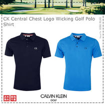 Calvin Klein Golf / 21SS / CK Central Chest Golf Polo Shirt