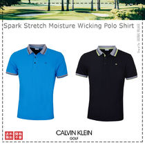 Calvin Klein Golf / 21SS / Spark Stretch Wicking Polo Shirt