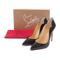 Christian Louboutin(クリスチャンルブタン) パンプス Christian Louboutin::Hot Chick 100 mm:37[RESALE]