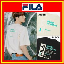 [FILA] BTSxFILA ★PROJECT7★ BACK TO NATURE T/2色/追跡付
