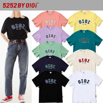 oioi korea(オアイオアイ) Tシャツ・カットソー ★2021SS新作★5252 by oioi★2021 SIGNATURE T-SHIRTS_9色