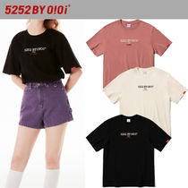 ★2021SS新作★5252 by oioi★2021 HERITAGE LOGO T-SHIRTS_3色