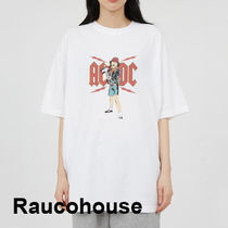 ACDC Angus Young Printing Top