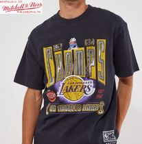 【Mitchell&Ness】VINT WINNER TAKES ALL LAKERS FADED BLACK