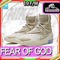 NIKE AIR × FEAR OF GOD 1 OATMEAL FOG ナイキ オートミール