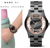Marc by Marc Jacobs(マークバイマークジェイコブス) アナログ腕時計 【国内発送】Marc by Marc Jacobs MBM3254 ヘンリースケルトン