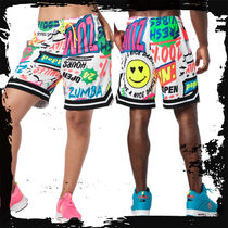 ◆4月新作◆MEN'S◆ Zumba Pop Shorts