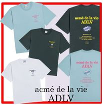 ☆【acme'de la vie】☆HOPE BASIC LOGO SHORT SLEEVE T-SHIR.T