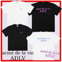 【acme'de la vie】☆SEWING BASIC LOGO SHORT SLEEVE T-SHIR.T