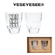 【YESEYESEE】21ss Y.E.S Shot Glass Water 2個セット
