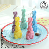 [the lamb candle] Twisted Heart Rabbit Candle 6色★韓国雑貨