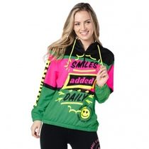 ★国内在庫★ ズンバ Zumba Pop Pullover Jacket Bold Black