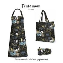 Finlayson(フィンレイソン) エプロン ★Finlayson★スタームーミン キッチン3点セット