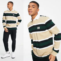 Lacoste  ボーダーポロシャツ