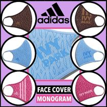 ◆adidas◆IVY PARK◆FACE COVER◆モノグラム◆マスク◆