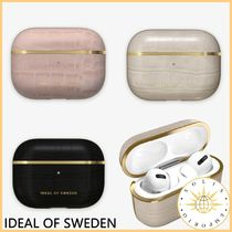 【IDEAL OF SWEDEN・送料込】クロコデザイン Airpods Proケース