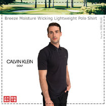 Calvin Klein Golf / 21SS / Breeze Moisture Polo Shirt