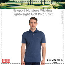 Calvin Klein Golf / 21SS / Newport Moisture Golf Polo Shirt