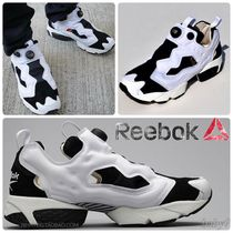 REEBOK INSTAPUMP FURY White Black インスタポンプフューリー