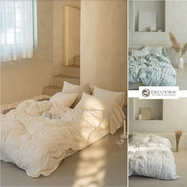 Decoview◇French shirring premium Bedding Set SS♪