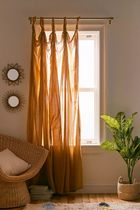 【Urban Outfitters】Knotted Window Curtain カーテン