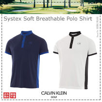Calvin Klein Golf / 21SS / Systex Soft Breathable Polo Shirt