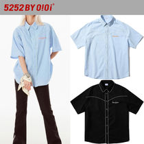 ★2021SS新作★5252 by oioi★WESTERN SHORT SLEEVE SHIRTS_2色