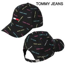 【Tommy Jeans】TJW FLAG キャップ