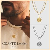 【CRAFTD London】ネックレス 2本セット★関税・送料無料★