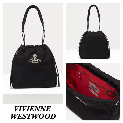【Vivienne Westwood】HILARY バケットバッグ