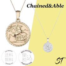 Chained&Able SOVEREIGN メダル ネックレス 全2色 関税込 日本未