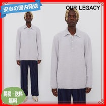 21SS OUR LEGACY BIG PIQUET ニットセーター 関税送料込